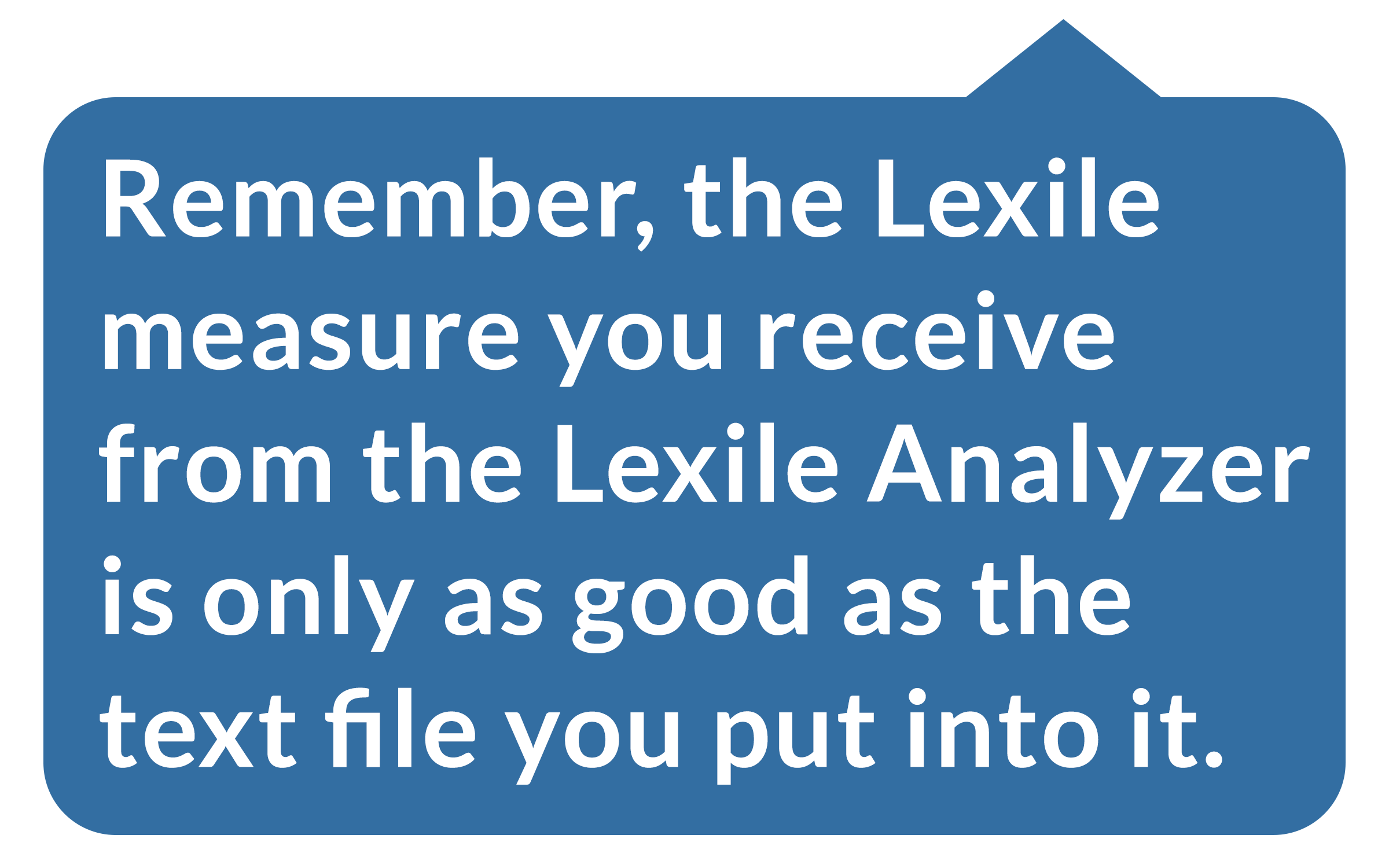 Free lexile analyzer convert your text for lexile analysis top nvjuhfo Gallery